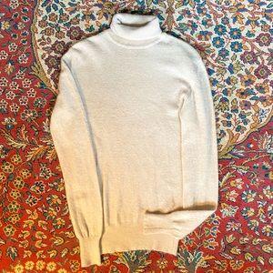 Anthropologie cashmere sweater